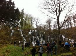 Nächste Station: Steinhöfer Wasserfall