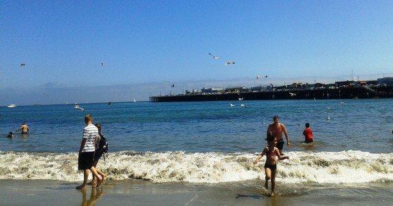 Kurzurlaub in Santa-Cruz
