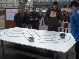 Die SMA Solar Robots in Aktion