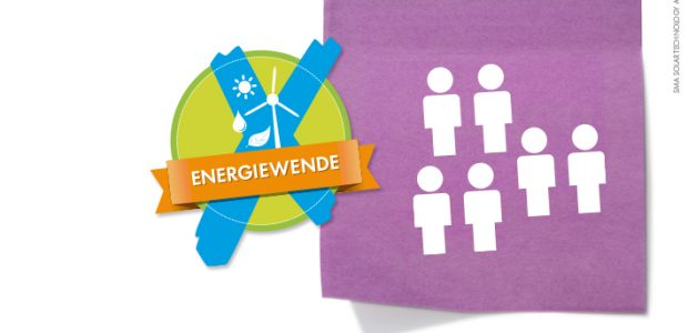 Bevölkerung steht hinter Erneuerbaren Energien