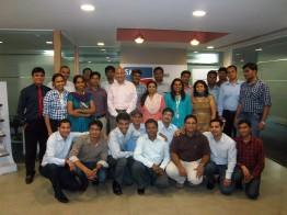 Mitarbeiter von SMA India