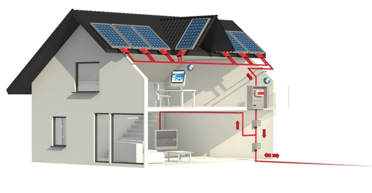 Homeowners and installers have worry-free access to free module-level monitoring and reports from any device with internet connection.