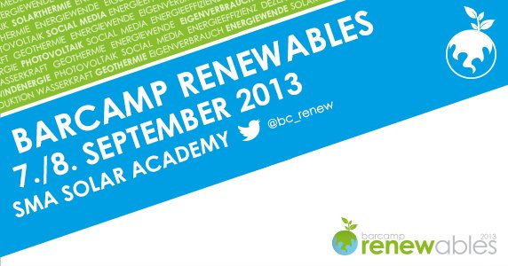 Barcamp Renewables 2013