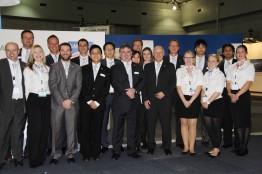 Das SMA Team auf der ATRAA Messe in Brisbane