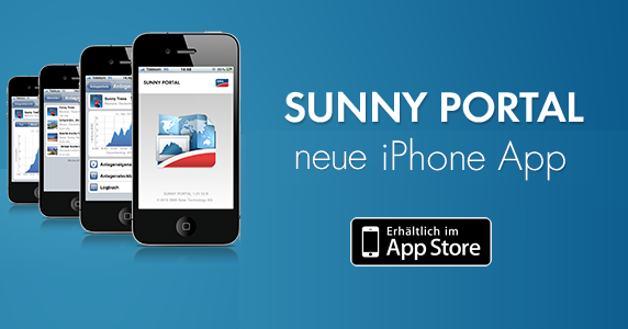 Sunny Portal iPhone App