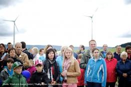 Warum nicht mal ein Windfest, wie hier in Springe/Bennigsen (Quelle: Windwärts GmbH)?