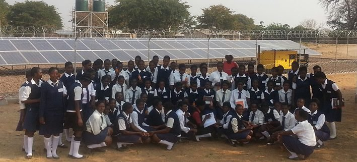Zambia: First solar powered high school in Africa