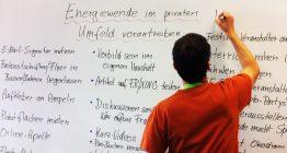 Brainstorming Energiewende von unten