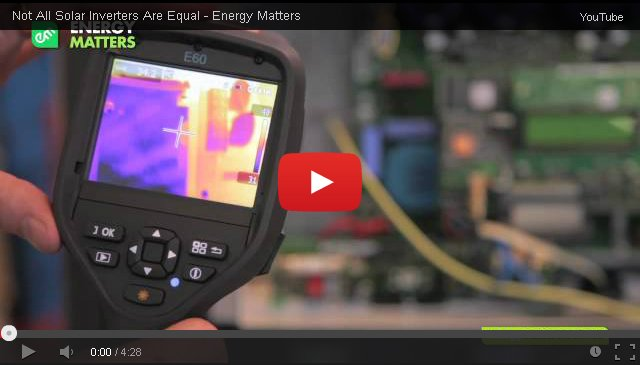 Not all inverters are equal - Energy Matters