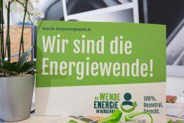 """Kampagne """"Bürgerenergiewende"""""""