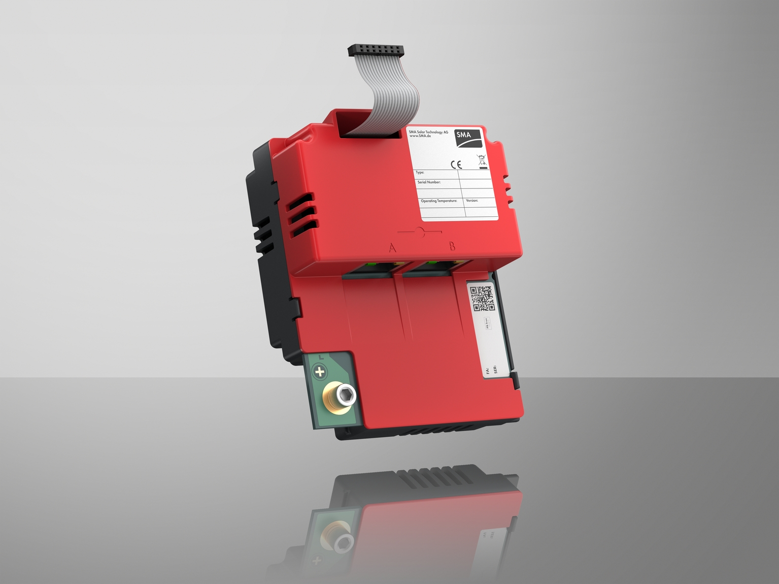 Webconnect comes installed inside inverter or separate as an upgrade.