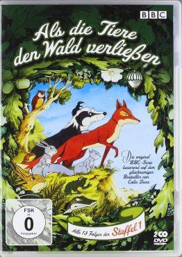 Als die Tiere den Wald verließen, DVD