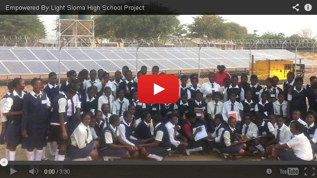 Sioma Highschool, Zambia