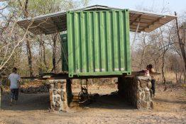 Aufbau in Malawi