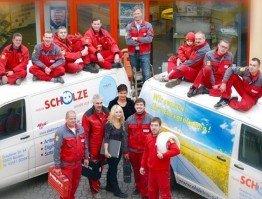 Das Team der Frank Scholze Elektro GmbH
