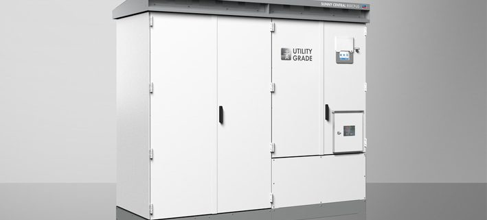 Sunny Central 500CP-US 600V