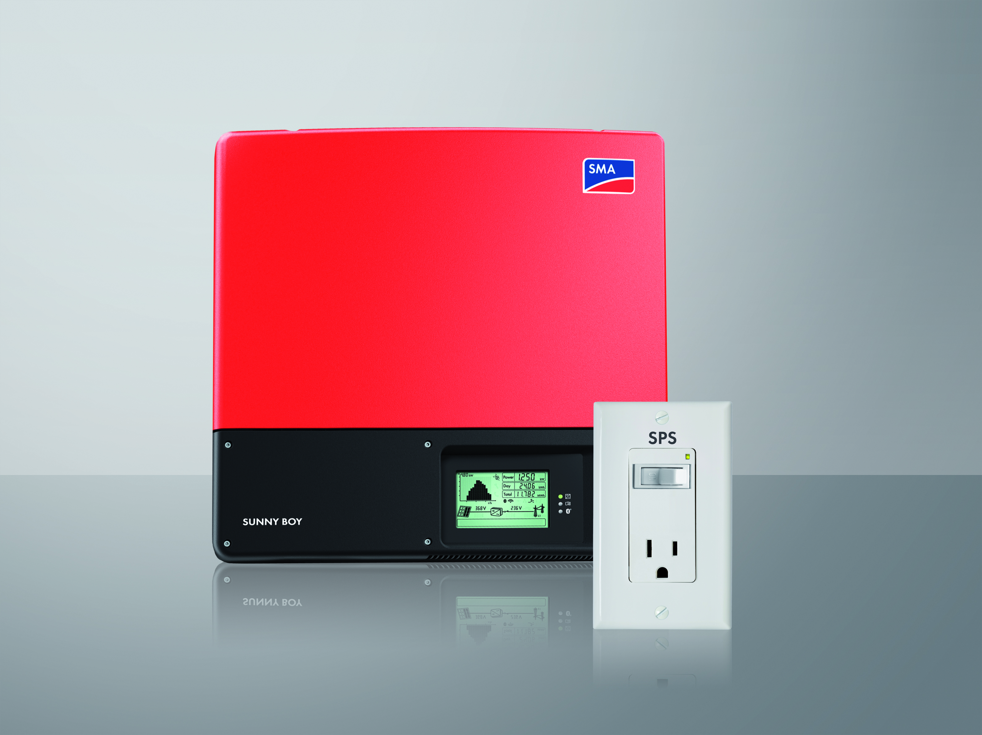 Sunny Boy TL-US with Secure Power Supply