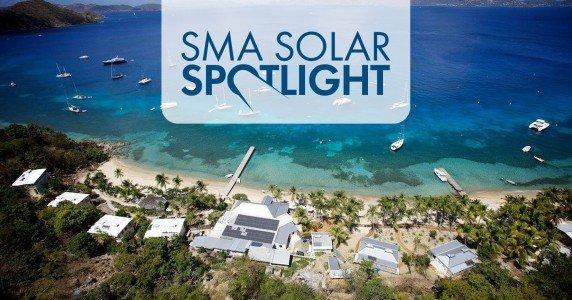 SMA SOLAR SPOTLIGHT: PV in Paradise
