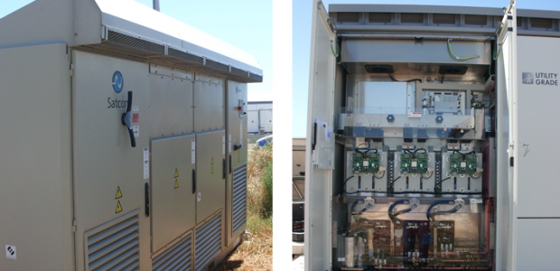 Aus alt mach neu: Wechselrichter-Tausch in Italien