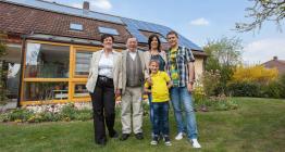 SMA Smart Home Familie