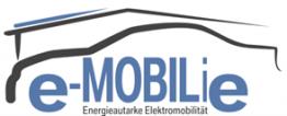Das e-MOBILie Projektlogo
