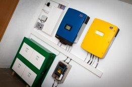 Das Smart Home System von SMA mit Hoppecke Batterie