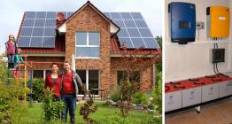 Passivhaus dank der Smart Home Lösung