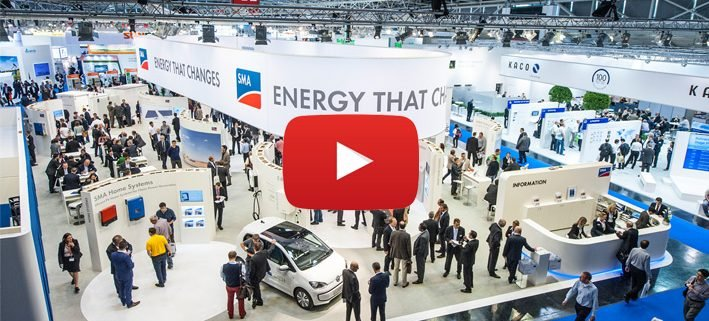Our highlights from Intersolar 2014