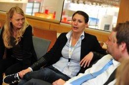 Die Energieblogger im Gespräch: Kathrin Hoffmann, Cornelia Daniel-Gruber