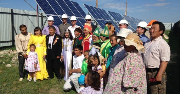 Celebrating the Summer Solstice With Photovoltaics