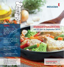 Das Rezept zum Download: Energieffizient Kochen