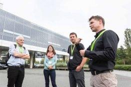 Barcamp Renewables bei SMA in Kassel. Foto: Heiko Meyer