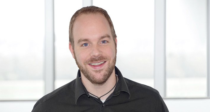 Benjamin Gust, SMA Social Media Manager