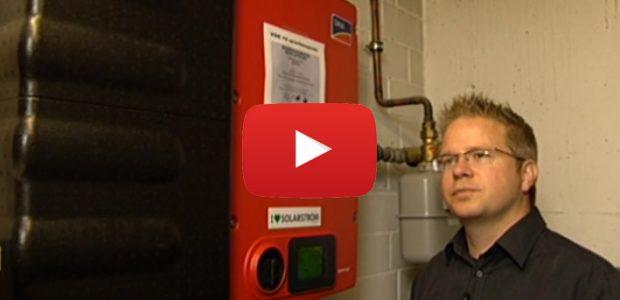 WDR-Beitrag zu Solarstromspeicher