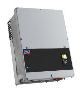 Der MLX-60 ist einer der Solar-Wechselrichter, den SMA von Danfoss in sein Protfolio integriert hat. Er eignet sich u.a. für gewerbliche Anlagen.