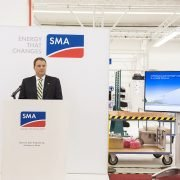 Thorsten Ronge, Managing Director of SMA South Africa