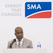 Mr. Mzwandile Masina, South Africa's Deputy Minister of Trade and Industry