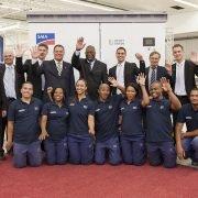 SMA South Africa Team