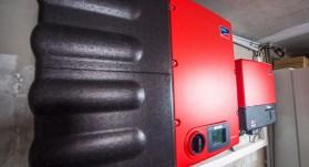 SMA Smart Home Integrated-Storage System von Familie Groene