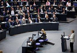 Bundestag von Tobias Koch