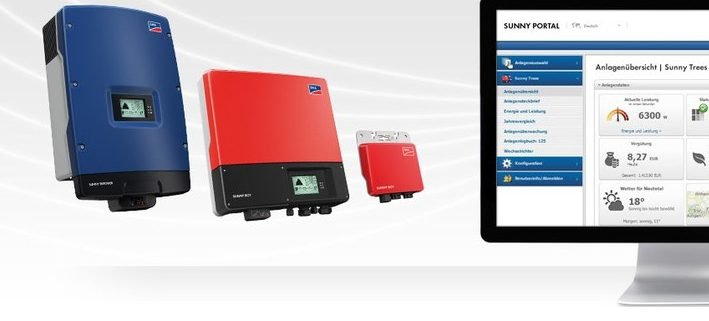 3 Ways on How to Communicate With a Solar Inverter - Sunny