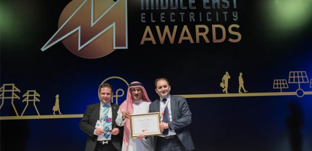 SMA wins Middle East Electricity Award 2015