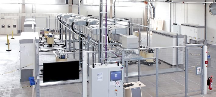 SMA PV Diesel Hybrid Testcenter