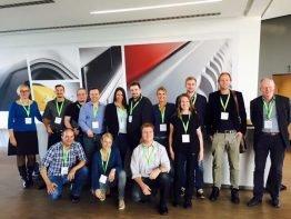 Die Energieblogger auf dem Barcamp Renewables 2015 nach der Vereinsgründung