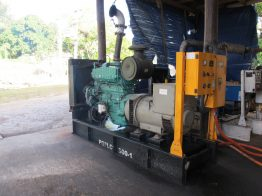 Genset at Kadavu island