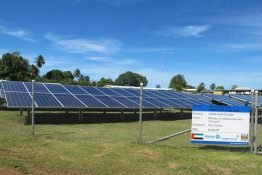 Rotuma Fuel Save: 153 kW Solar Power Plant