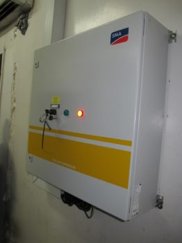 Fuel Save Controller 2.0M located on-site