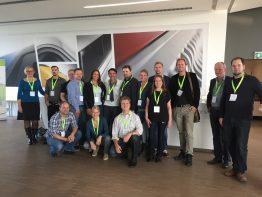 Eine Gruppe von Energiebloggern hat am Rande des letzten Barcamp einen Verein gegründet. Seit dem treiben gemeinsam als Netzwerk die Energiewende voran.