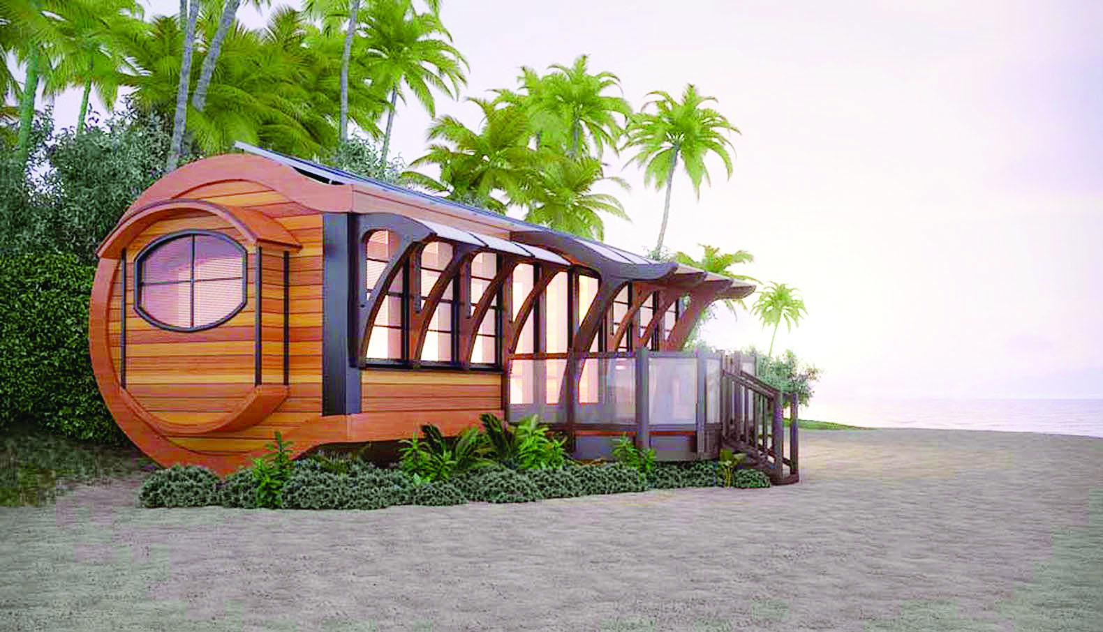 Green Builder Media Arc House