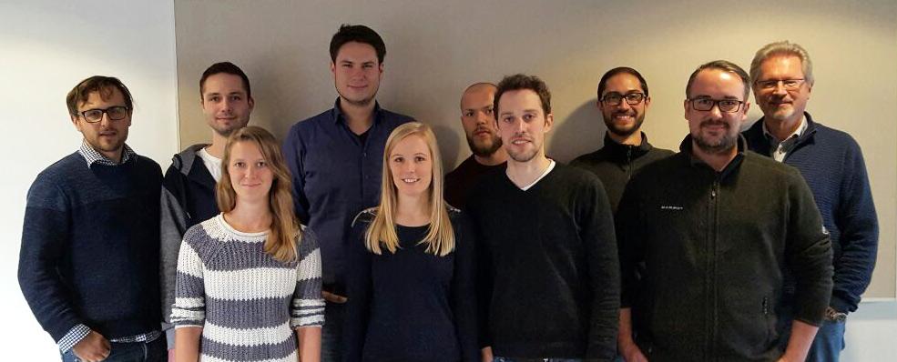 Das LifeShift-Team freut sich über Unterstützung.